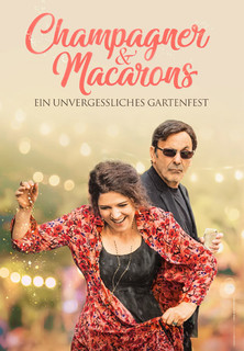 Champagner & Macarons: Ein unvergessliches Gartenfest stream