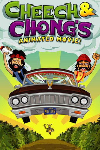 Cheech & Chong's Animated Movie stream