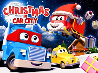 Christmas in Car City stream