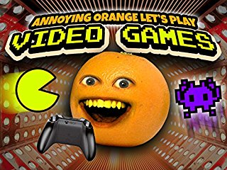 Clip: Annoying Orange Let's Play Video Games! Stream