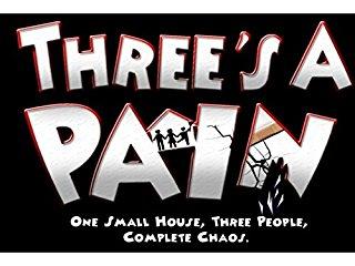 Film Clip: Three's A Pain Stream