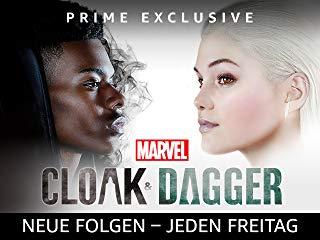 Cloak and Dagger stream