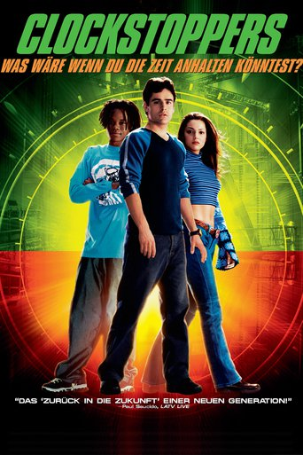 Clockstoppers stream
