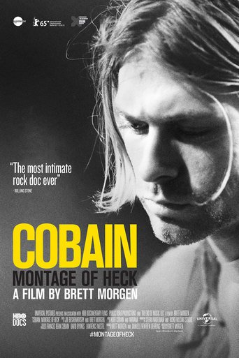 Cobain: Montage of Heck stream