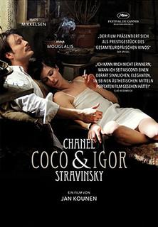 Coco Chanel & Igor Stravinsky stream
