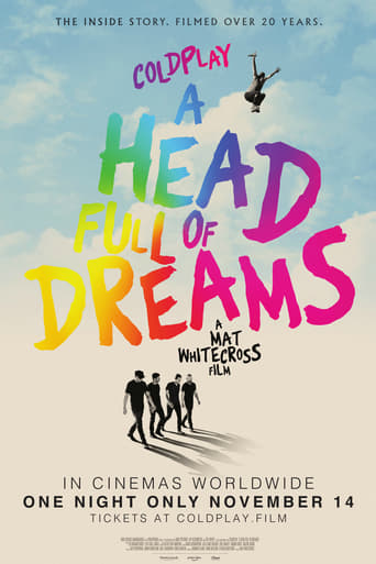 Coldplay: A Head Full Of Dreams - stream