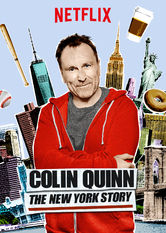 Colin Quinn: The New York Story stream