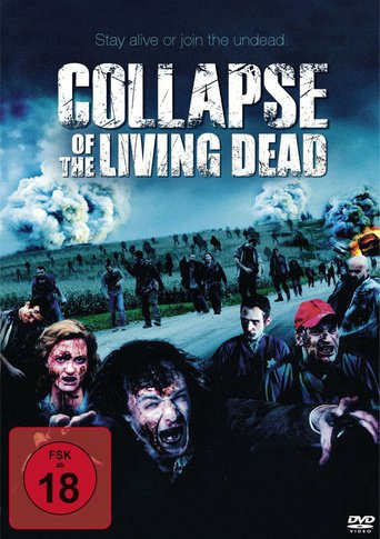 Collapse of the living dead stream