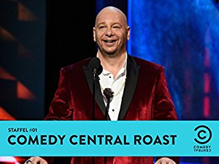 Comedy Central Roast stream