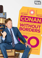 Conan Without Borders stream