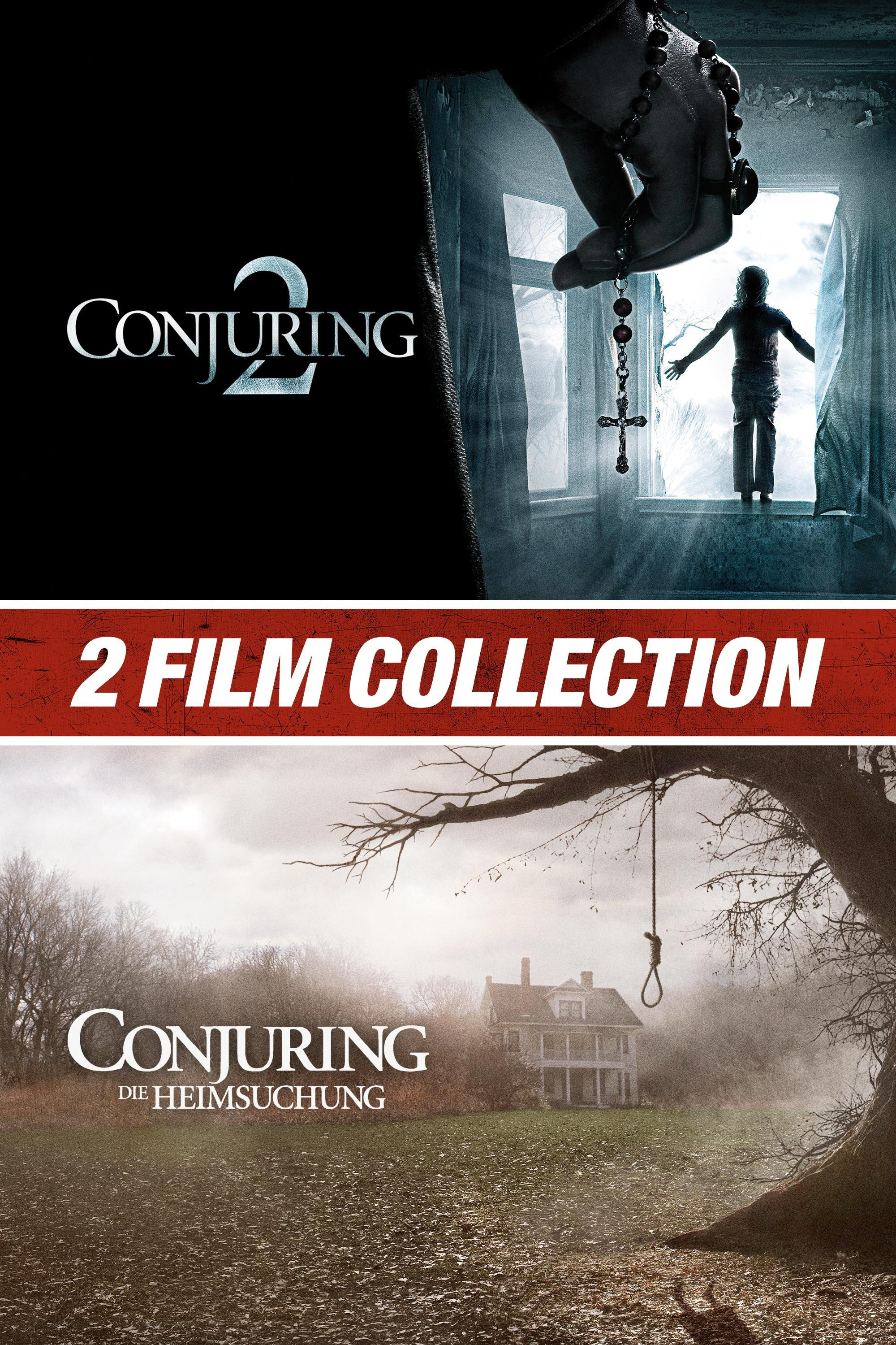 Conjuring 1/Conjuring 2 stream