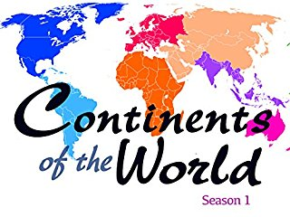 Continents of the World Series For Kids Stream