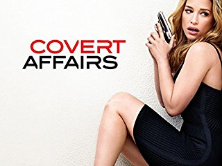 Covert Affairs OmU - stream