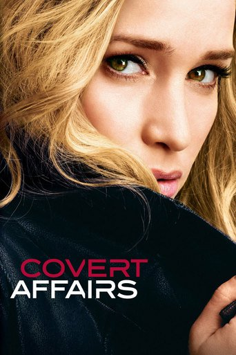 Covert Affairs - stream