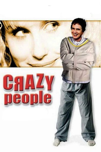 Crazy People - stream