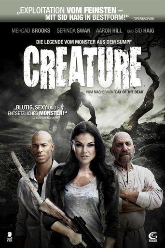 Creature - Die Legende vom Monster aus dem Sumpf Stream