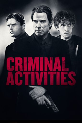Criminal Activities stream