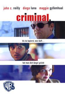 Criminal - Gauner unter sich stream