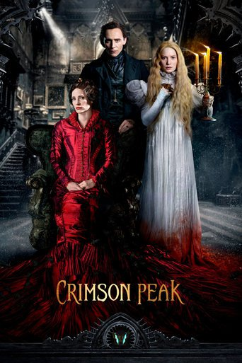 Crimson Peak stream