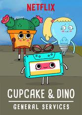 Cupcake und Dino – Dienste aller Art Stream