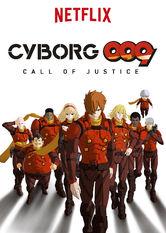 Cyborg 009: Call of Justice stream