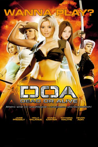 D.O.A. - Dead or Alive stream