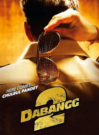 Dabangg 2 stream