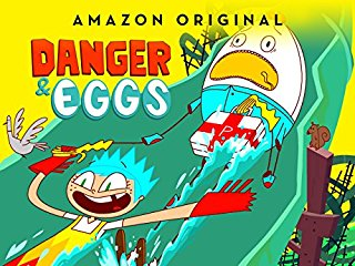 Danger & Eggs stream