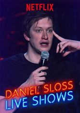 Daniel Sloss: Live Shows stream