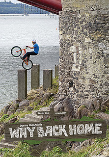 Danny MacAskill - Way Back Home stream