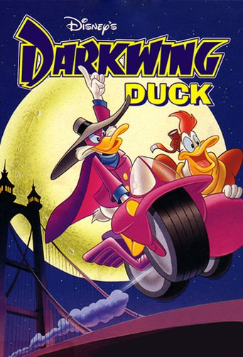DARKWING DUCK stream