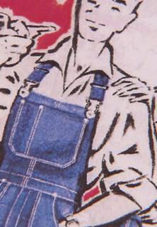 Das blaue Wunder: Jeans stream