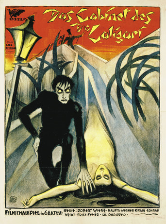 Das Cabinet des Dr. Caligari stream