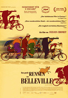 Das große Rennen von Belleville - stream