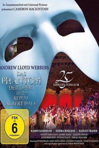 Das Phantom der Oper in der Royal Albert Hall stream