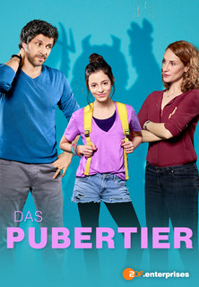 das pubertier serie