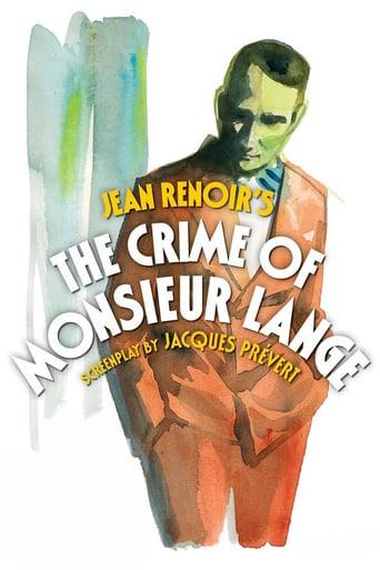 Das Verbrechen des Herrn Lange Stream