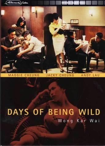 Days Of Being Wild stream