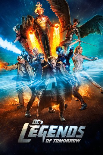 DC's Legends of Tomorrow - stream