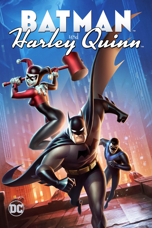 DCU: Batman und Harley Quinn stream