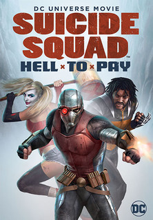 DCU: Suicide Squad: Hell to Pay stream