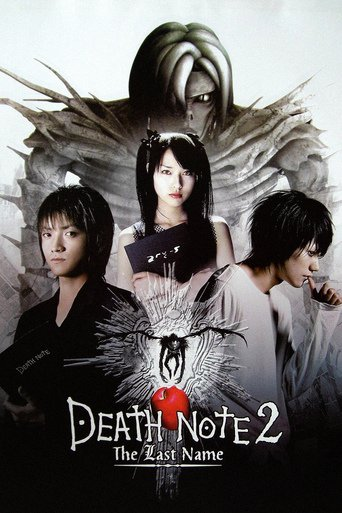 Death Note - The Last Name stream