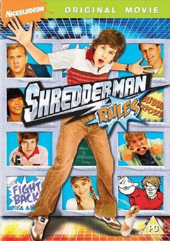 Deckname Shredderman stream