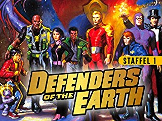 Defenders of the Earth stream