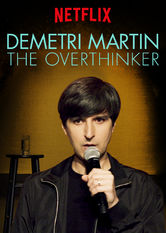 Demetri Martin: The Overthinker stream