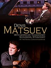 Denis Matsuev with works by Tchaikovsky, Schumann, Stravinsky at the Royal Concertgebouw stream