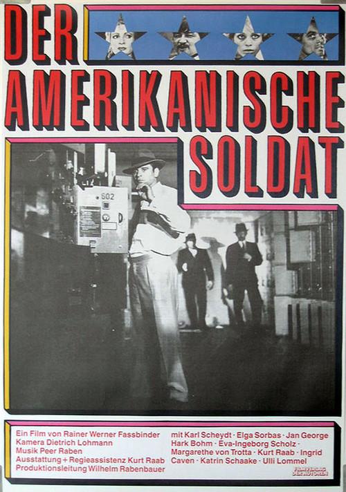 Der amerikanische Soldat stream