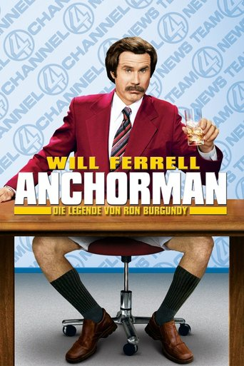 Der Anchorman - Die Legende von Ron Burgundy stream