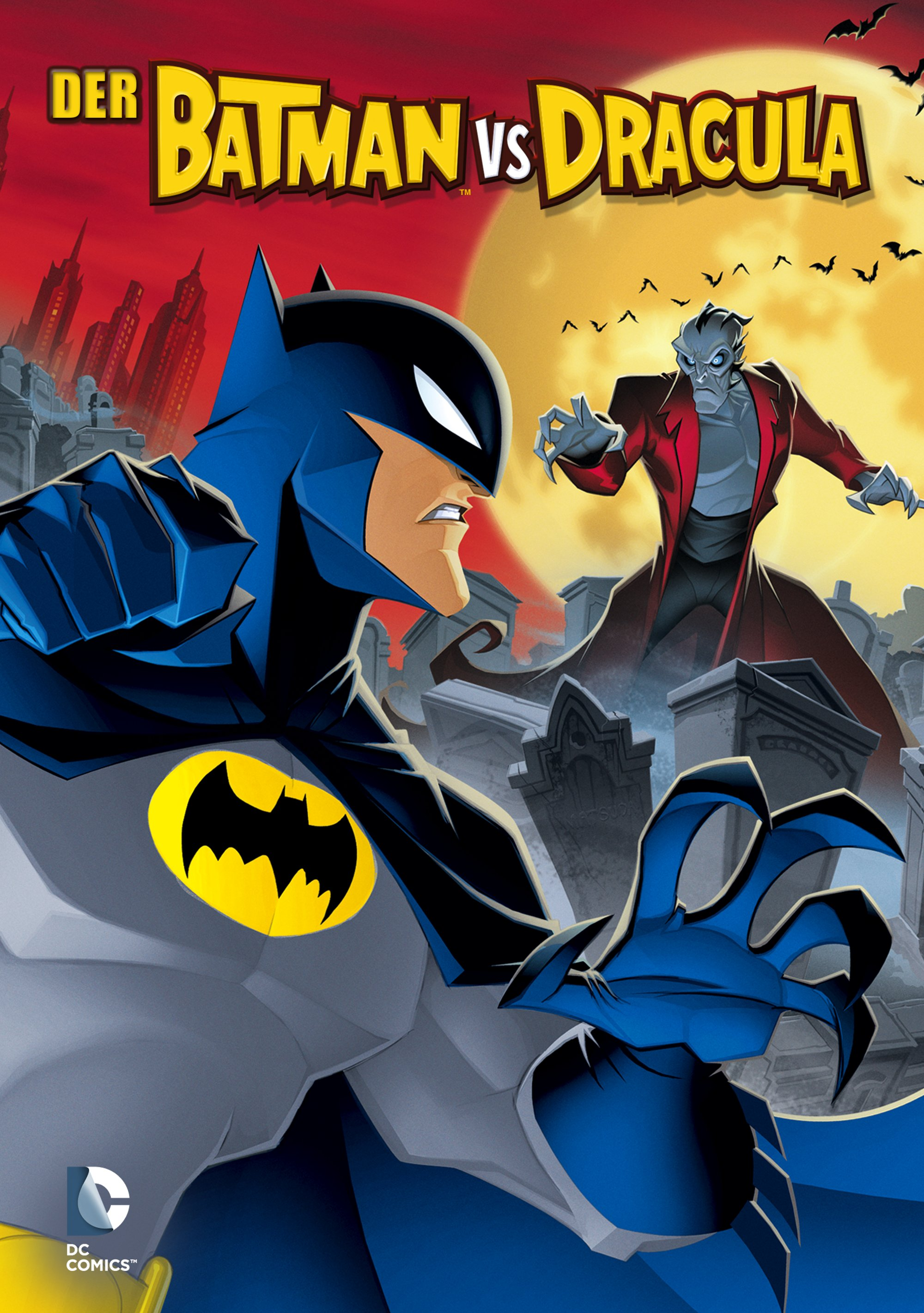 Der Batman vs. dracula stream
