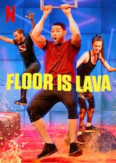 Der Boden ist Lava Stream